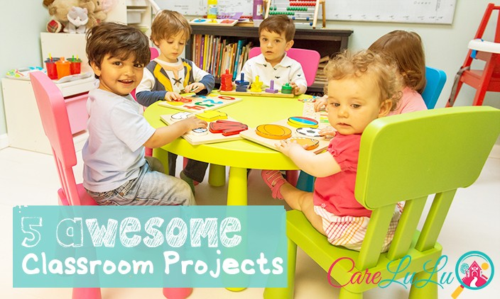 5 Awesome Classrom Projects