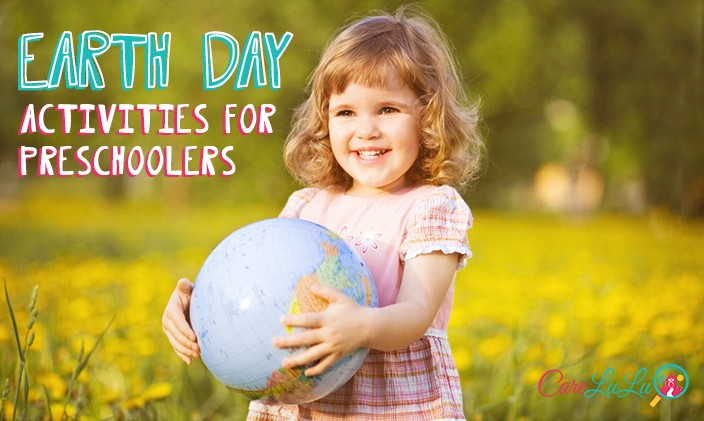 carelulu - earth day for preschoolers