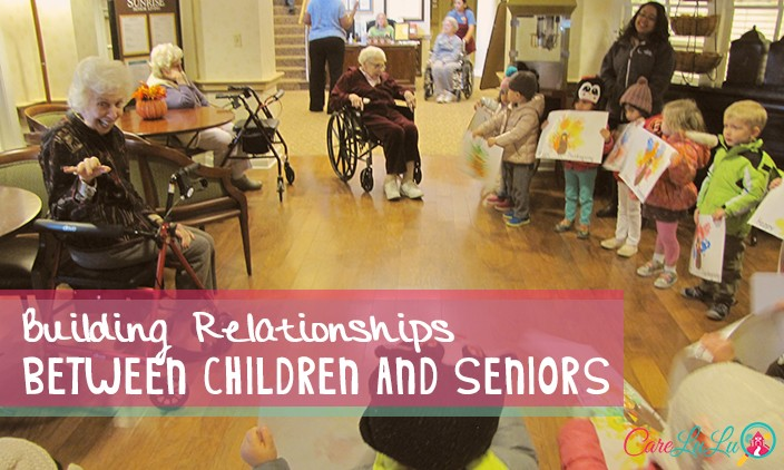 carelulu - Building Relationships Between Children and Seniors
