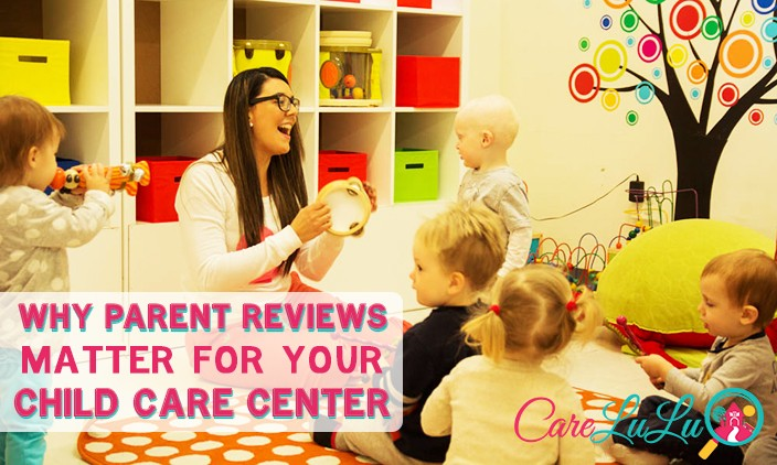 Why Parent Reviews Matter For Your Child Care Center