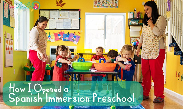 How I Opened a Spanish Immersion Preschool