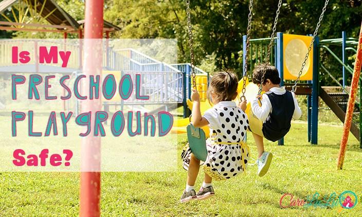 Is My Preschool Playground Safe