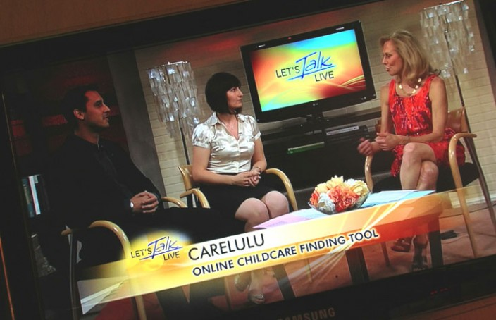 CareLuLu on Let's Talk Live