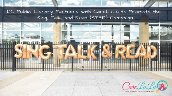 Sing Talk and Read Campaign - Washington DC Public Library