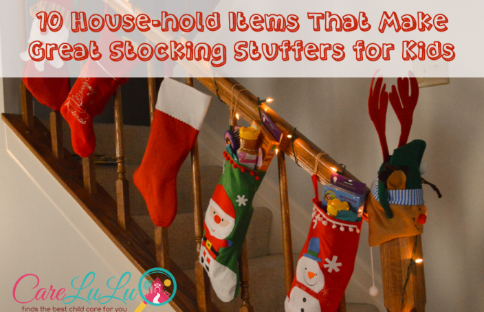 10 Household Items that Make Great Stocking Stuffers
