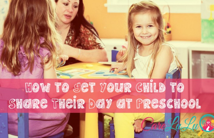 Preschool Communication: How to Get Your Child to Share Their Day at Preschool