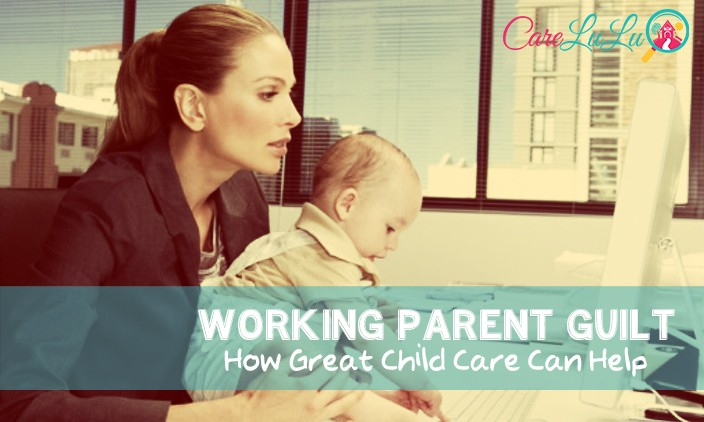 Working Parent Guilt
