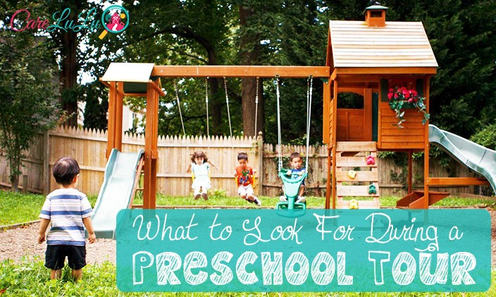 What to Look For During a Preschool Tour
