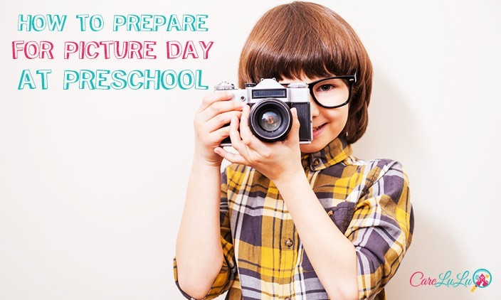 How To Prepare for Preschool Picture Day