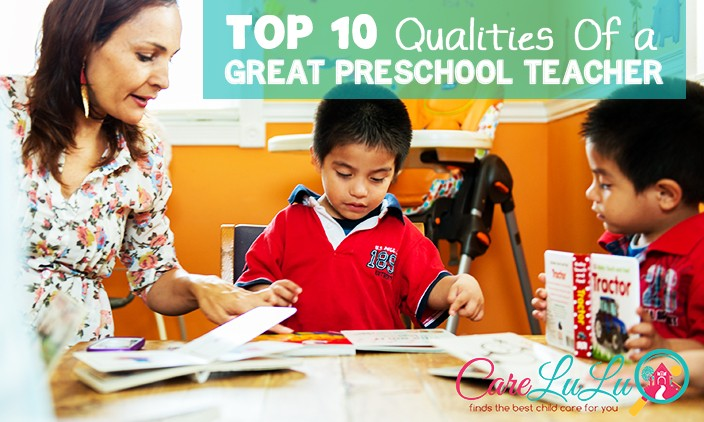 carelulu - 10qualitiesOfaGreatTeacher
