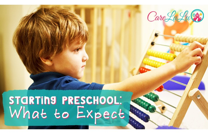 Starting Preschool What to Expect-insta