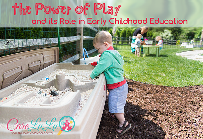 nature and role of play in early childhood The importance of outdoor play for young children's healthy development  of outdoor play for young  and outdoor play in early childhood education.