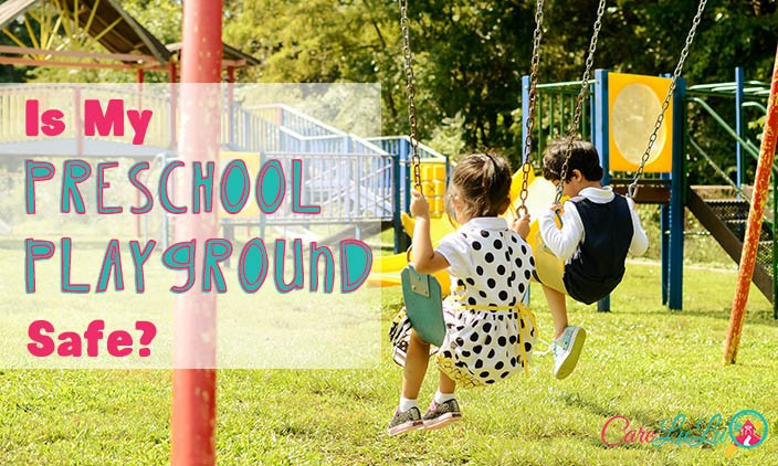 Is Your Child's Preschool Playground Safe